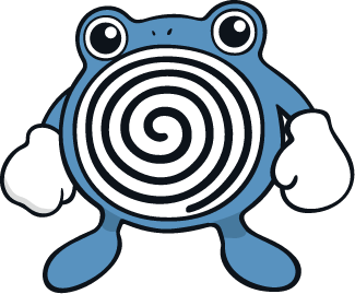 poliwhirl poliwagernet